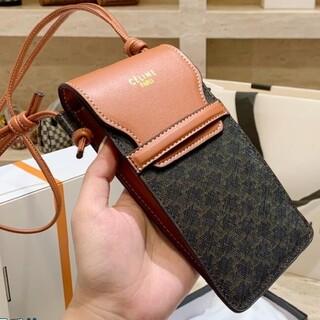 セリーヌ(celine)のceline  セリーヌ  携帯のカバン  美品(ハンドバッグ)