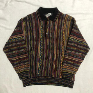 クージー(COOGI)のCOOGI似 ニットシャツ クージー(ニット/セーター)