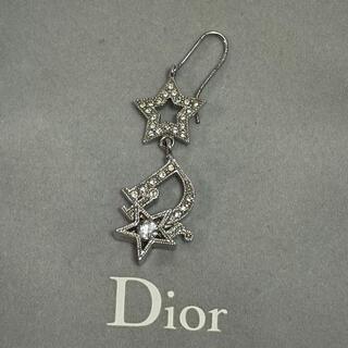 Christian Dior - 美品!!【クリスチャンディオール スター ロゴ ピアス】