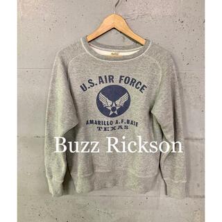 バズリクソンズ(Buzz Rickson's)の美品!BUZZ RICKSON U.S AIR FORCEスウェット! (スウェット)