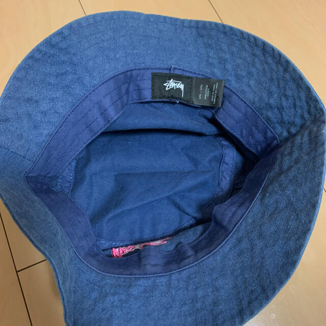 STUSSY(ステューシー)のSTUSSY ステューシー バケットハット 帽子 メンズの帽子(ハット)の商品写真