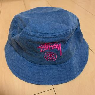 STUSSY - STUSSY ステューシー バケットハット 帽子