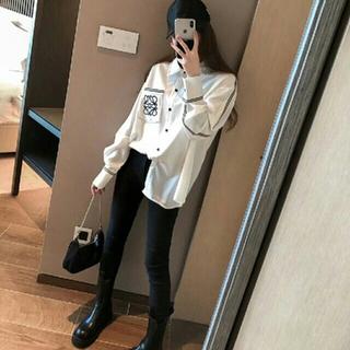 ロエベ(LOEWE)の♡LOEWE  20FWシャツ♡017090680(シャツ/ブラウス(長袖/七分))