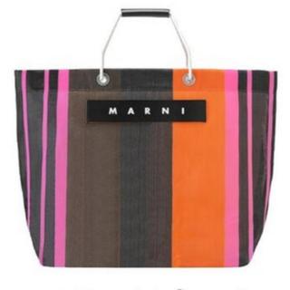 マルニ(Marni)のMARNI マルニ ストライプバッグ(トートバッグ)