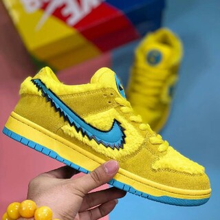 ナイキ(NIKE)のNike Grateful Dead x SB Dunk CJ5378-700(スニーカー)