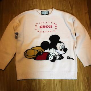 Gucci - GUCCI ✖️ Disney ウールセーター スウェット グッチ ミッキー