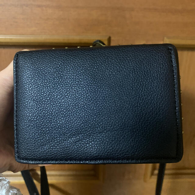snidel(スナイデル)のSNIDEL ボックスバッグ 再値下 レディースのバッグ(ショルダーバッグ)の商品写真