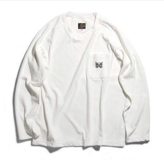 ニードルス(Needles)のNeedles U Neck L/S Tee(Tシャツ/カットソー(七分/長袖))