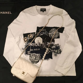 Maison Martin Margiela - 正規品☆定価23万円今期シャネル大人気ロック長袖Tシャツ