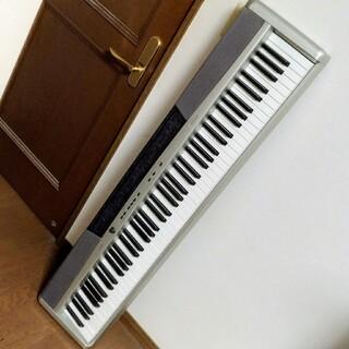 カシオ(CASIO)のCASIO Privia PX-120 電子ピアノ 88鍵 MIDI端子付(電子ピアノ)