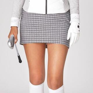 デサント(DESCENTE)の☆DESCENTE GOLF 韓国☆ 20FW 起毛スカート (ウエア)