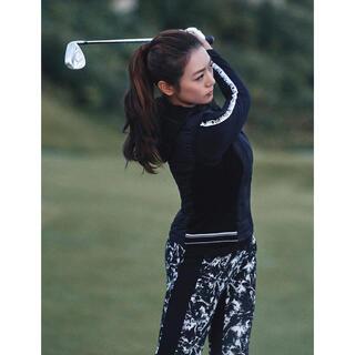デサント(DESCENTE)の☆DESCENTE GOLF 韓国☆ 20WINTER 起毛フードシャツ(ウエア)