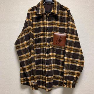 J.W.ANDERSON - jwAnderson オーバーサイズシャツジャケット