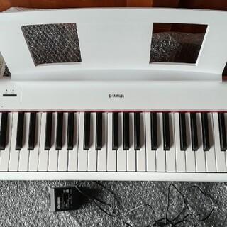ヤマハ - 電子ピアノ 美品 ヤマハ NP12 Piaggero  ホワイト
