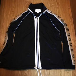Gucci - 新作 GUCCI ジャケット オーバーサイズ テクニカル ジャージー グッチ