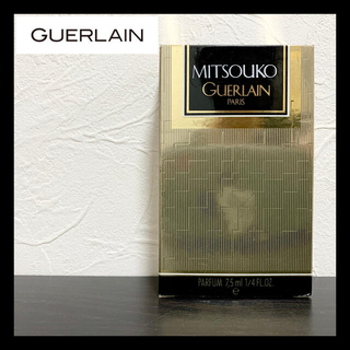 ゲラン(GUERLAIN)の【未開封】GUERLAIN 香水 ゲラン ミツコ パルファム 7.5ml(ユニセックス)