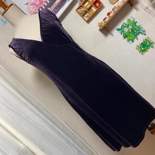 BCBGMAXAZRIA - BCBG DRESSES カシュクールワンピース