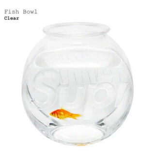 Supreme - 【新品未開封】Supreme Fish Bowl
