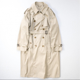 stein double shade trench coat