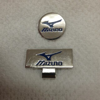 MIZUNO - ミズノ ゴルフ マーカー