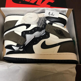 NIKE - AIR JORDAN 1 RETRO HIGH OG DARK MOCHA