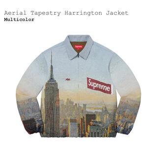 Supreme - M】Supreme Aerial Tapestry Harrington JKT