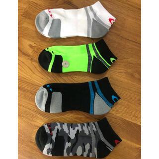 オークリー(Oakley)の人気新品オークリー oakley メンズソックス 靴下4足セット72(ソックス)