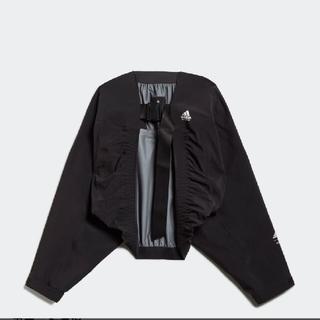HYKE - adidasbyhyke ボレロ BLACK Mサイズ