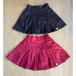 ピンクラテ(PINK-latte)のピンクラテ xxs 140 インナーパンツ付きスカート(スカート)