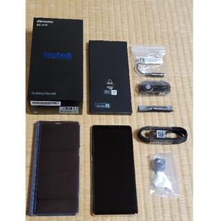 SAMSUNG - Galaxy Note8 ドコモ SIMロック解除済 SC-01K