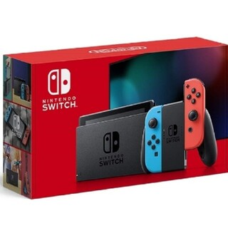 Nintendo Switch - Nintendo Switch ネオン 任天堂スイッチ本体 ★24時間以内に発送