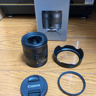 Canon - Canon EF-M11-22F4-5.6 IS STM