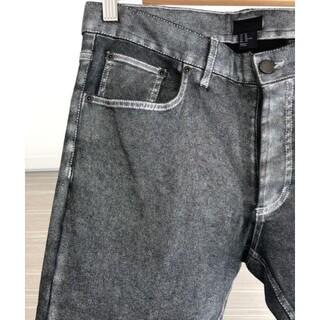 H&M - H&M コーティングジーンズ 28インチ