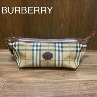BURBERRY - BURBERRY バーバリー ポーチ セカンドバッグ
