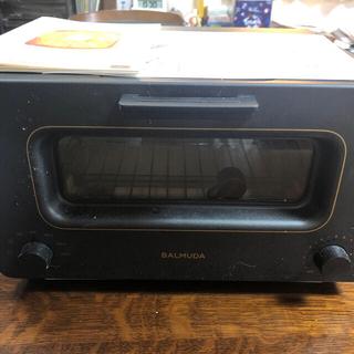 バルミューダ(BALMUDA)のBALMUDA The Toaster バリュミューダ K01E(調理機器)
