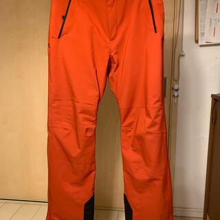 ビラボン(billabong)のビラボン 19-20モデル スノーボードウェア パンツ オレンジ Lサイズ(ウエア/装備)