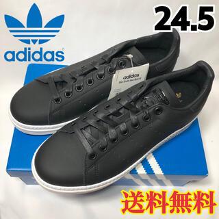 adidas - 【新品】アディダス スタンスミス スニーカー ブラック ニューボールド 24.5