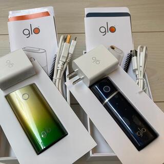 グロー(glo)の<新品> glo nano&mini 2台セット 箱無し グローナノ&グローミニ(タバコグッズ)