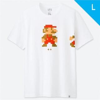 UNIQLO - 【送料無料/Lサイズ】ユニクロ スーパーマリオ コラボ Tシャツ