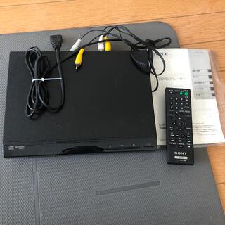 ソニー(SONY)のSONY DVP-SR20 DVDプレイヤー(DVDプレーヤー)