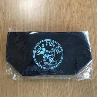 ミッキーマウス(ミッキーマウス)の【新品】ミッキー柄フェルトランチトートバッグ(非売品)(トートバッグ)