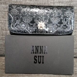 アナスイ(ANNA SUI)のアナスイ がま口長財布 箱付き(財布)