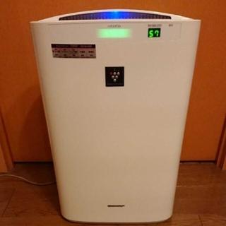 SHARP - 分解クリーニング済 SHARP KC-Z40-W 加湿空気清浄機