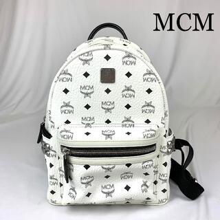 MCM -  MCM ロゴ金具 リュック