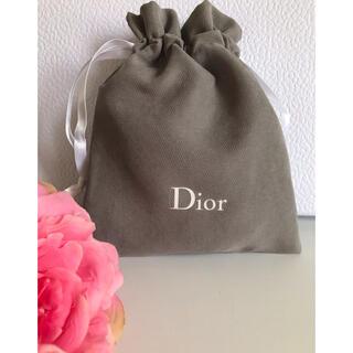 Dior - ディオール 巾着 ポーチ 美容液/ロクシタン 美容オイル