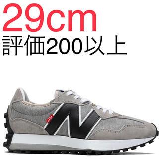 ニューバランス(New Balance)のLevi's® × New Balance 327 grey 29cm(スニーカー)
