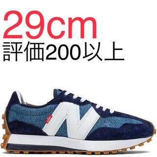 ニューバランス(New Balance)のLevi's® × New Balance 327 navy 29cm(スニーカー)