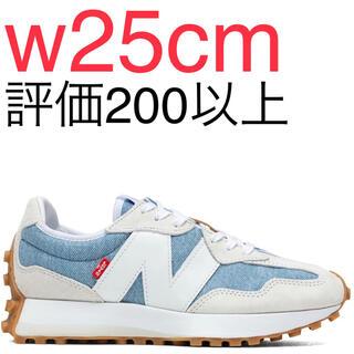 ニューバランス(New Balance)のLevi's® × New Balance 327 wmns 25cm(スニーカー)