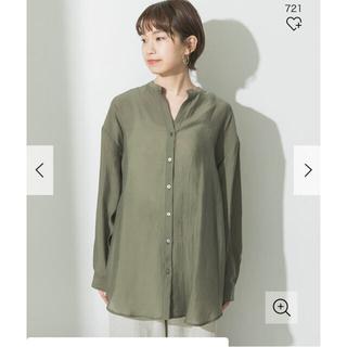 アーバンリサーチ(URBAN RESEARCH)のワイドシアーシャツ(シャツ/ブラウス(長袖/七分))