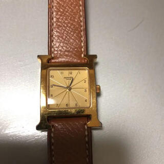 Hermes - 【お値下げ】HERMES 腕時計 エルメスHウォッチ